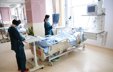 吉林大学第一医院医院环境
