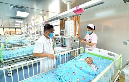 钦州市妇幼保健院医院环境